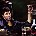 Scarface by Ylli Haruni