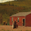 School Time by Winslow Homer