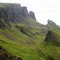 Scotland Isle Of Skye The Quiraing by Gregory Dyer