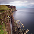 Scotland Kilt Rock by Nina Papiorek