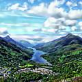 Scottish Landscape by Anthony Dezenzio