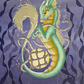 Sea Dragon II by Mary Hoy