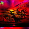 Sea Romantic - Sailing Ship 3 by Walter Zettl