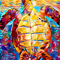 Sea Turtle by Chris Butler