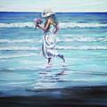 Sea Walk by Natalia Tejera