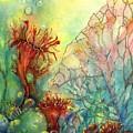 Seaflowers II by Cheryl Ehlers