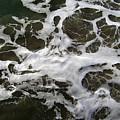 Seafoam Lace by Robert  Hooper
