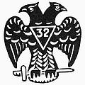 Seal: Freemasonry by Granger