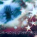 Seasons Greetings by Theresa Campbell
