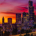 Seattle Colors... by Sigma Sreedharan