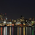 Seattle Skyline by Michael Gass