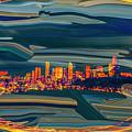 Seattle Swirl by Dale Stillman