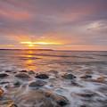 Seawall Sunrise by Scott Bryson
