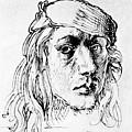 Self Portrait 1493  by Durer Albrecht