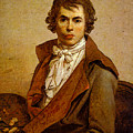 Self-portrait by Jacques-Louis David