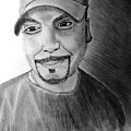 Self-portrait by Jose A Gonzalez Jr