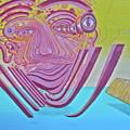 Self Portrait by Michael Steven Nicolaou