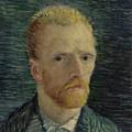 Self-portrait Paris July  August 1887 Vincent Van Gogh 1853  1890  by Artistic Panda