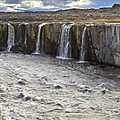 Selfoss Waterfall by Alexey Stiop