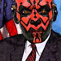Senator Darth Maul by Eric Forster