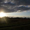 Setting Sun by Martie DAndrea