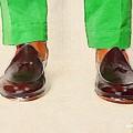 Shoe Work by Michael Ellington II