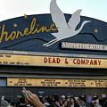 Shoreline Amphitheatre - Dead And Company by David Oppenheimer