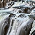 Shoshone Falls Close Up by Surjanto Suradji