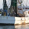 Shrimp Boat by Dustin K Ryan