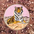 Siberian Tiger by Dy Witt