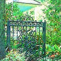 Side Gate by Donna Bentley