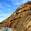 Sideling Hill Maryland by Thomas R Fletcher