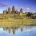 Siem Reap, Angkor Thom by Gloria & Richard Maschmeyer - Printscapes