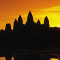 Siem Reap, Angkor Wat by Gloria & Richard Maschmeyer - Printscapes