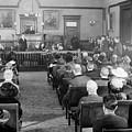 Silent Still: Courtroom by Granger