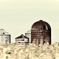 Silo's by Lu Brown