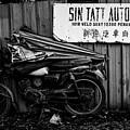 Sin Tatt Auto Works by Julian Regan