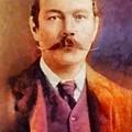 Sir Arthur Conan Doyle, Literary Legend by Sarah Kirk