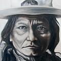 Sitting Bull by Michael  TMAD Finney