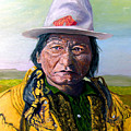 Sitting Bull by Stan Hamilton