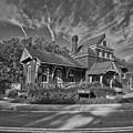 Skyesville Train Station by Mark Dodd