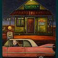Sleep Walker 2 by Leah Saulnier The Painting Maniac