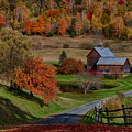 Sleepy Hollow Farm by Jeff Folger