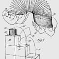 Slinky Patent 1947 by Chris Smith