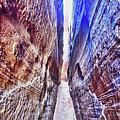 Slot Canyon Of Canyon De Chelly, by Surjanto Suradji