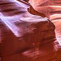 Slot Canyon Page Arizona  by John McGraw