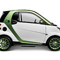 Smart Fortwo Electric Drive by Oleksiy Maksymenko