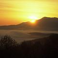 Smoky Mountain Sunrise by John Burk