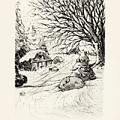 Snow Bunny by Rachel Christine Nowicki