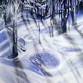 Snow by Milada Kessling
